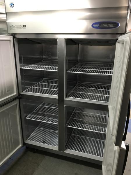 ホシザキ業務用縦型4ドア冷凍冷蔵庫HRF-120ZF詳細画像2