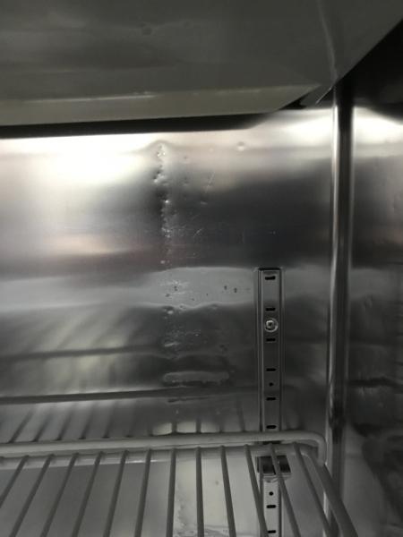 ホシザキ業務用縦型4ドア冷凍冷蔵庫HRF-120ZF詳細画像3