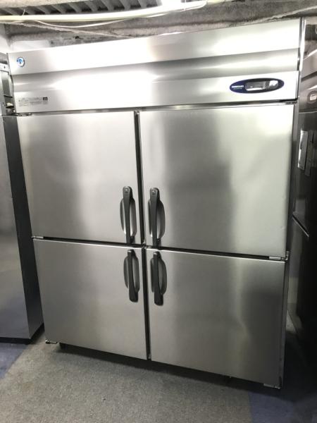 ホシザキ 業務用縦型4ドア冷蔵庫 HR-150Z-ML