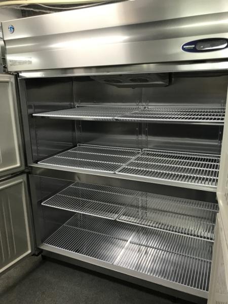 ホシザキ業務用縦型4ドア冷蔵庫HR-150Z-ML詳細画像2