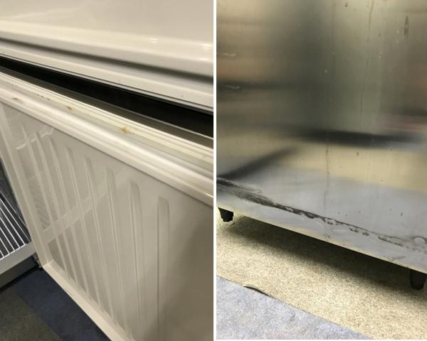 ホシザキ業務用縦型4ドア冷蔵庫HR-150Z-ML詳細画像3