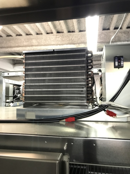 ホシザキ業務用縦型4ドア冷蔵庫HR-150Z-ML詳細画像4