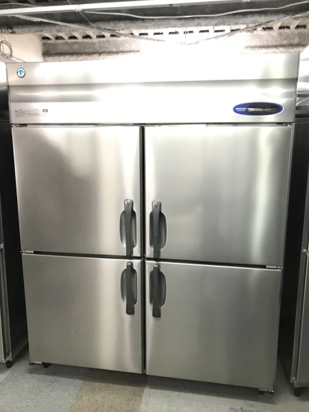 ホシザキ 業務用縦型4ドア冷凍庫 HF-150Z3-ML