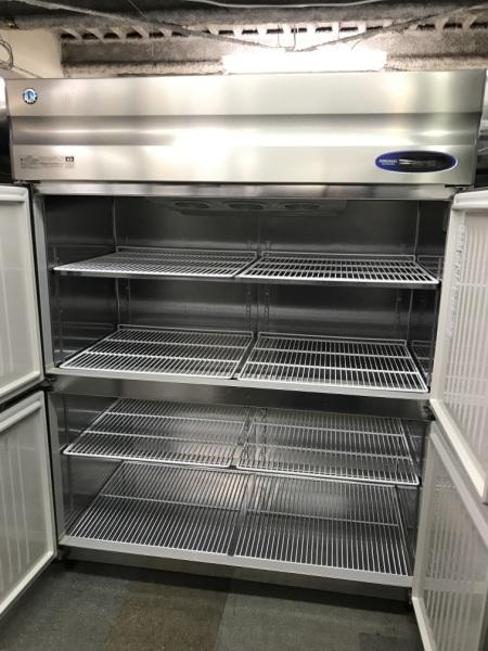ホシザキ業務用縦型4ドア冷凍庫HF-150Z3-ML詳細画像2