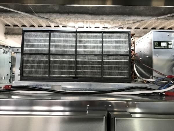 ホシザキ業務用縦型4ドア冷凍庫HF-150Z3-ML詳細画像4