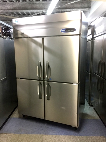 ホシザキ 業務用縦型4ドア冷凍冷蔵庫  HRF-120Z3