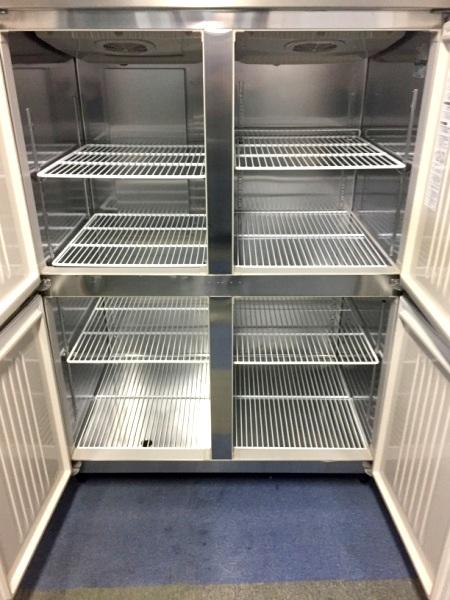 ホシザキ業務用縦型4ドア冷凍冷蔵庫 HRF-120Z3詳細画像2