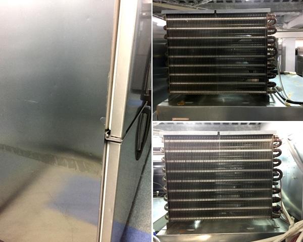 ホシザキ業務用縦型4ドア冷凍冷蔵庫 HRF-120Z3詳細画像4