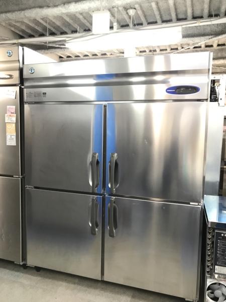 ホシザキ 業務用縦型4ドア冷凍冷蔵庫 HRF-150LZ