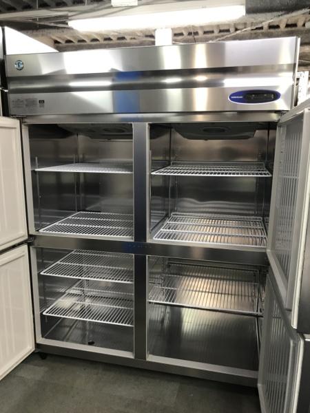 ホシザキ業務用縦型4ドア冷凍冷蔵庫HRF-150LZ詳細画像2