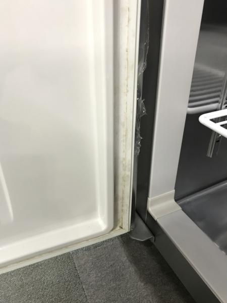 ホシザキ業務用縦型4ドア冷凍冷蔵庫HRF-150LZ詳細画像4