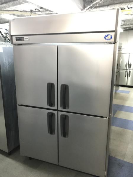 パナソニック 業務用縦型4ドア冷凍庫  SRF-K1281S