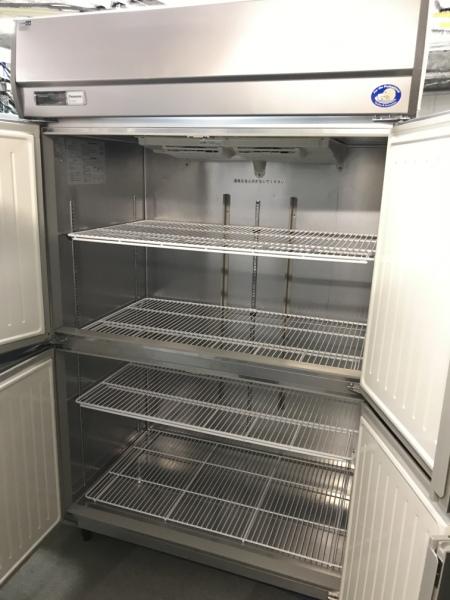 パナソニック業務用縦型4ドア冷凍庫 SRF-K1281S詳細画像2