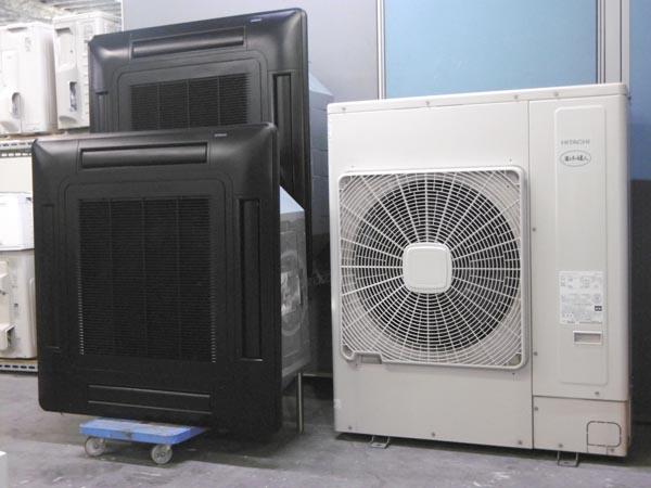 日立 業務用エアコン・6馬力 ツイン・3相200V RCI-AP160SH2