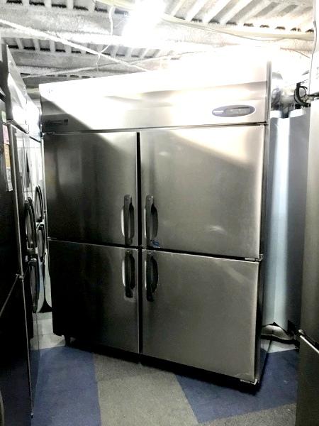 ホシザキ 業務用縦型4ドア冷凍冷蔵庫 HRF-150Z3