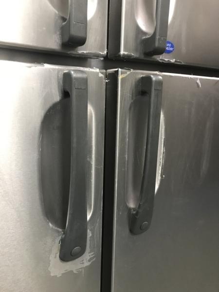 ホシザキ業務用縦型4ドア冷凍冷蔵庫HRF-150Z3詳細画像3