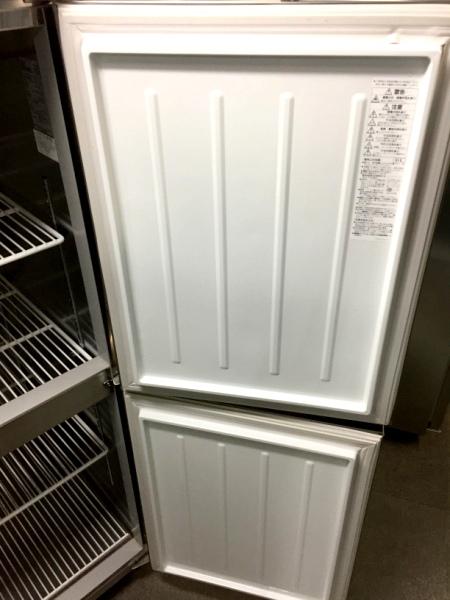 大和冷機業務用縦型4ドア冷凍冷蔵庫411S1-EC詳細画像4