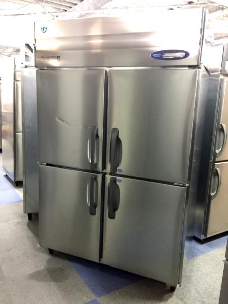 ホシザキ 業務用縦型4ドア冷凍冷蔵庫買取しました!
