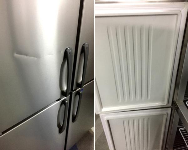 ホシザキ業務用縦型4ドア冷凍冷蔵庫HRF-120ZF3詳細画像3