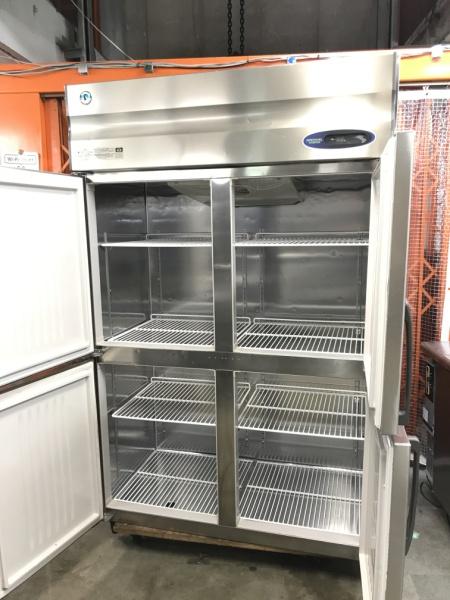 ホシザキ業務用縦型4ドア冷蔵庫HR-120ZT詳細画像2