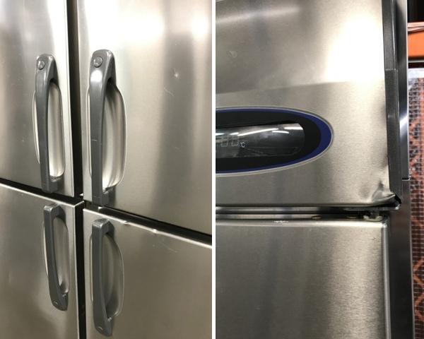 ホシザキ業務用縦型4ドア冷蔵庫HR-120ZT詳細画像4