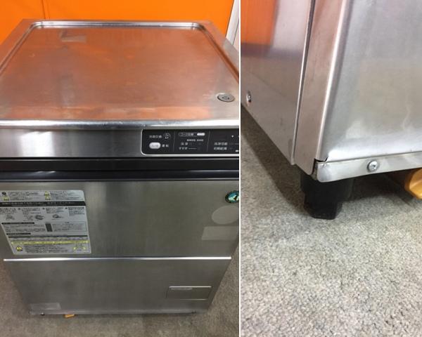 ホシザキ食器洗浄機・アンダーカウンターJWE-400TUA3詳細画像4