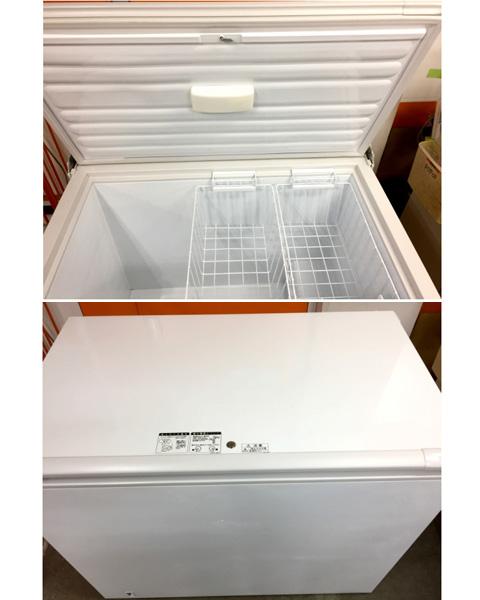 サンデン冷凍ストッカーSH-360X詳細画像2