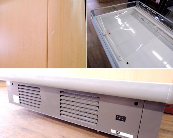 富士電機平型オープン冷蔵ショーケースUSISY80M7-050A1詳細画像4