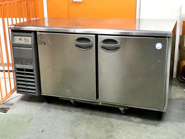 フクシマ 冷蔵コールドテーブル YRW-150RM2-F