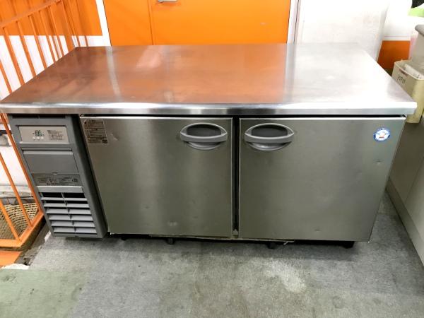フクシマ冷蔵コールドテーブルYRW-150RM2-F詳細画像2