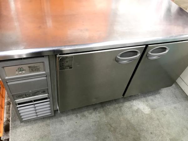 フクシマ冷蔵コールドテーブルYRW-150RM2-F詳細画像4