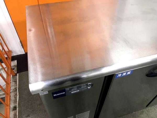 大和冷機冷凍冷蔵コールドテーブル4061S-EC詳細画像3