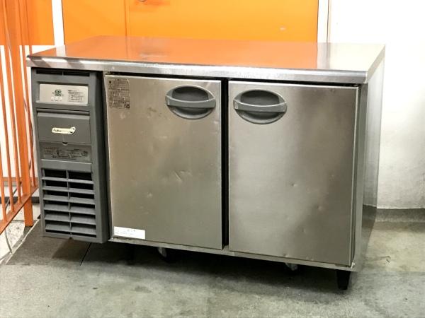フクシマ 冷蔵コールドテーブル YRC-120RE-F(改)
