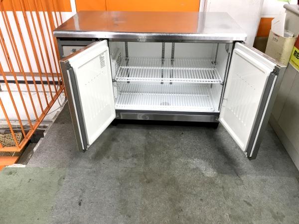 フクシマ冷蔵コールドテーブルYRC-120RE-F(改)詳細画像3