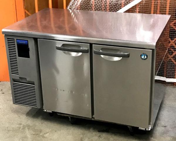 ホシザキ 冷蔵コールドテーブル RT-120SDF-ML