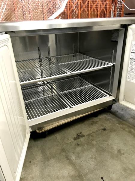 ホシザキ冷蔵コールドテーブルRT-120SDF-ML詳細画像2