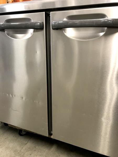 ホシザキ冷蔵コールドテーブルRT-120SDF-ML詳細画像3