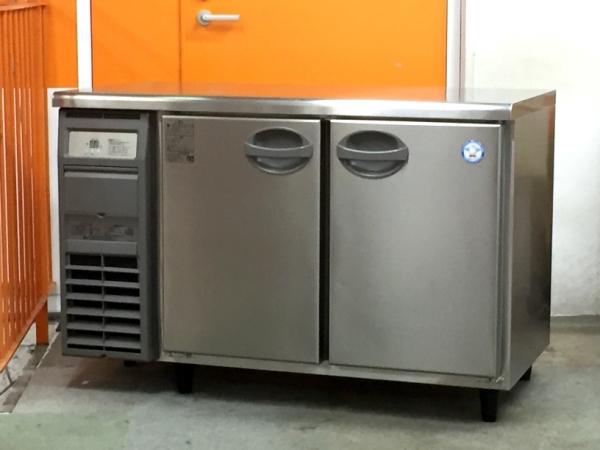 フクシマ 冷凍コールドテーブル YRC-122FE2-F