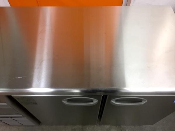 フクシマ冷凍コールドテーブルYRC-122FE2-F詳細画像2
