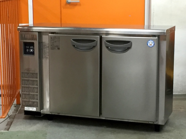 フクシマ 冷蔵コールドテーブル TMU-40RE2