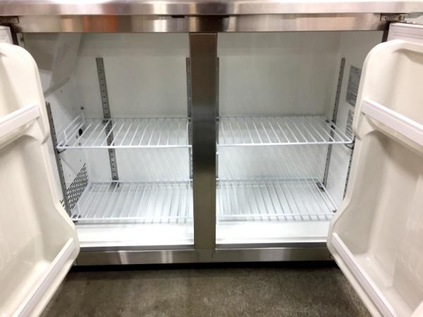 フクシマ冷蔵コールドテーブルTMU-40RE2詳細画像2