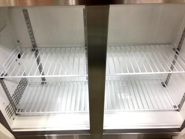 フクシマ冷蔵コールドテーブルTMU-40RE2詳細画像3