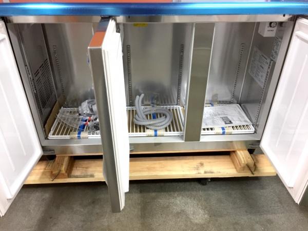 パナソニック冷凍冷蔵コールドテーブルSUR-UT1541C詳細画像2
