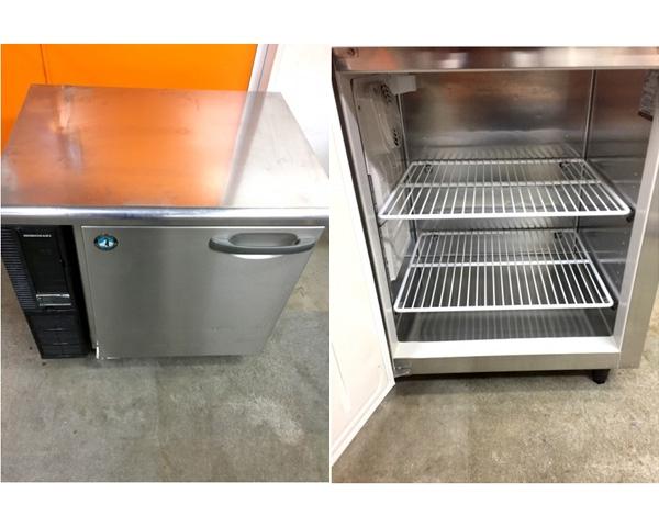 ホシザキ冷蔵コールドテーブルRT-80SNE1詳細画像2