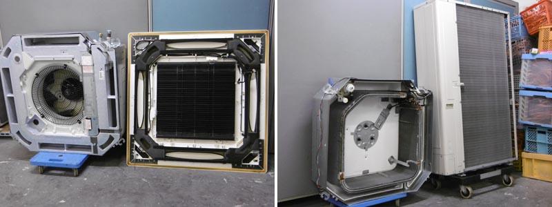 ダイキン♯1業務用エアコン・4馬力・3相200V SZZC112CB詳細画像4