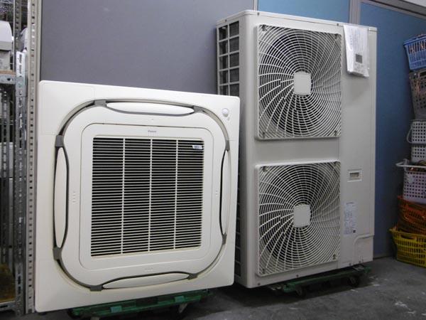 ダイキン ♯2業務用エアコン・4馬力・3相200V  SZZC112CB