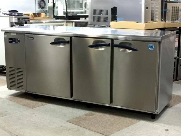 大和冷機 冷凍コールドテーブル 6061SS-EC