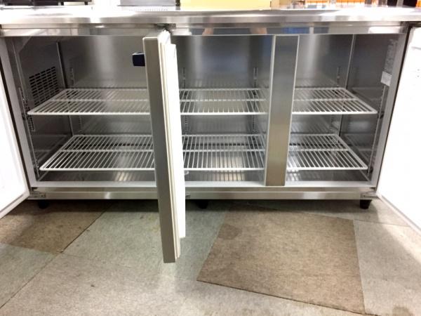 大和冷機冷凍コールドテーブル6061SS-EC詳細画像2