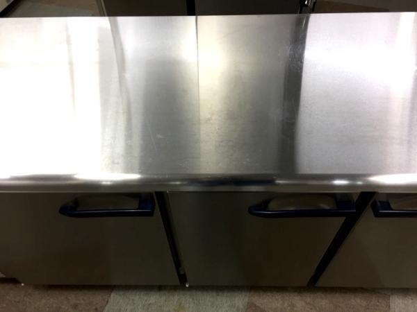 大和冷機冷凍コールドテーブル6061SS-EC詳細画像4
