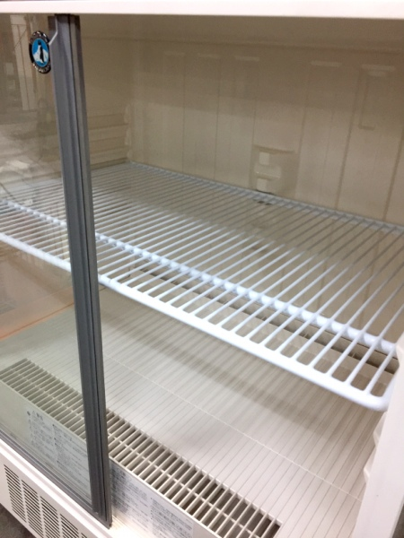 ホシザキ冷蔵ショーケースSSB-85CL1詳細画像2